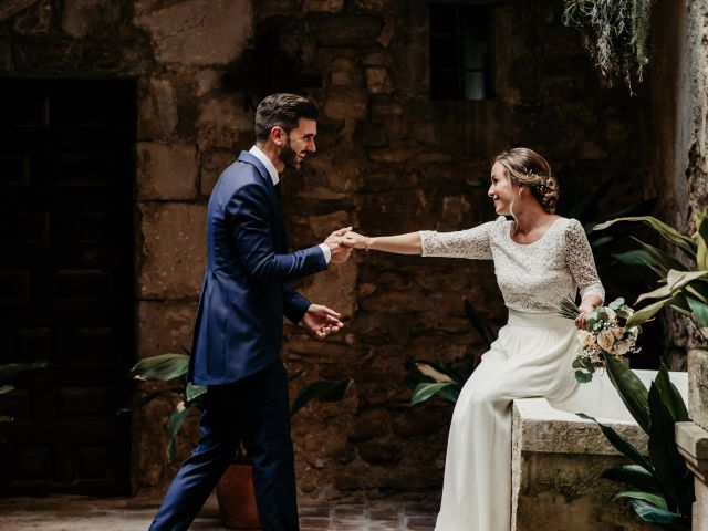 La boda de Ivan y Raquel en Sant Marti De Tous, Barcelona 42