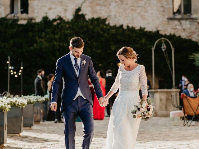 La boda de Ivan y Raquel en Sant Marti De Tous, Barcelona 43