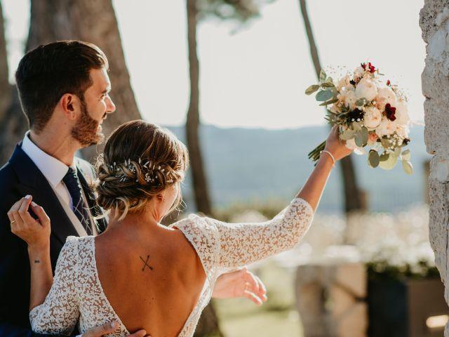 La boda de Ivan y Raquel en Sant Marti De Tous, Barcelona 44