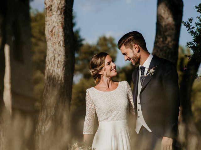 La boda de Ivan y Raquel en Sant Marti De Tous, Barcelona 45