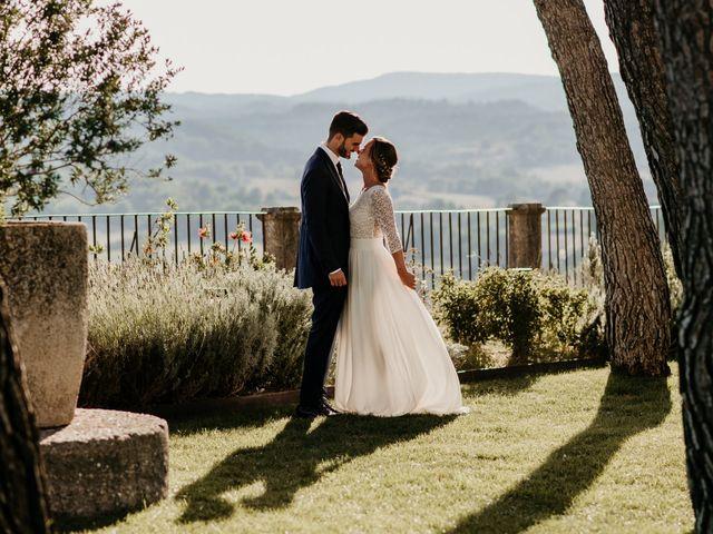 La boda de Ivan y Raquel en Sant Marti De Tous, Barcelona 1