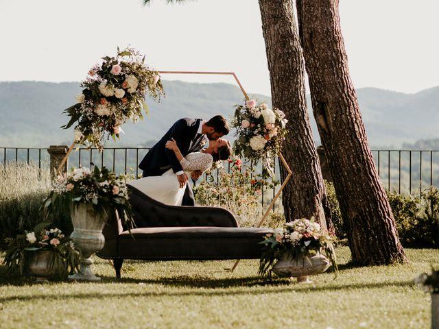 La boda de Ivan y Raquel en Sant Marti De Tous, Barcelona 2
