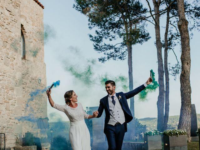 La boda de Ivan y Raquel en Sant Marti De Tous, Barcelona 46