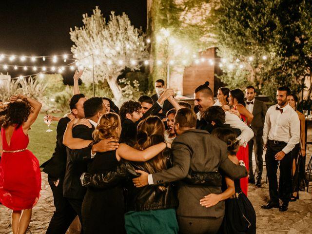 La boda de Ivan y Raquel en Sant Marti De Tous, Barcelona 75