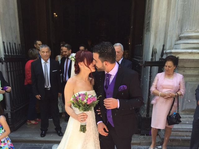 La boda de Juanjo y Ana en Granada, Granada 5