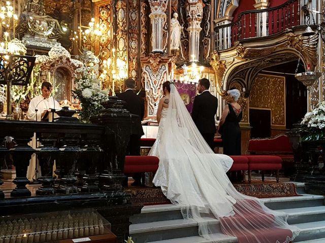 La boda de Juanjo y Ana en Granada, Granada 1