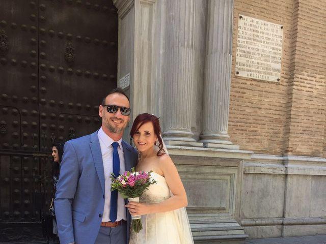 La boda de Juanjo y Ana en Granada, Granada 7