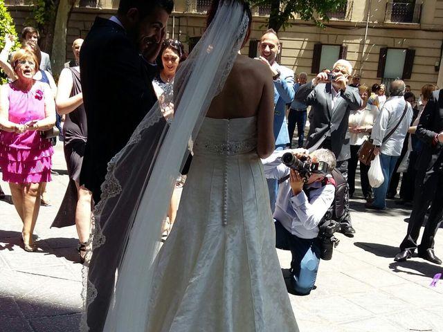 La boda de Juanjo y Ana en Granada, Granada 9
