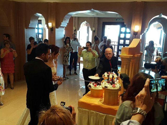 La boda de Juanjo y Ana en Granada, Granada 10