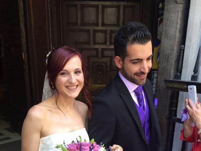 La boda de Juanjo y Ana en Granada, Granada 11