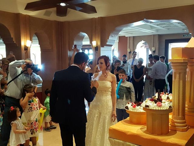 La boda de Juanjo y Ana en Granada, Granada 12