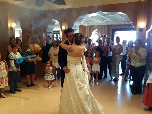 La boda de Juanjo y Ana en Granada, Granada 13