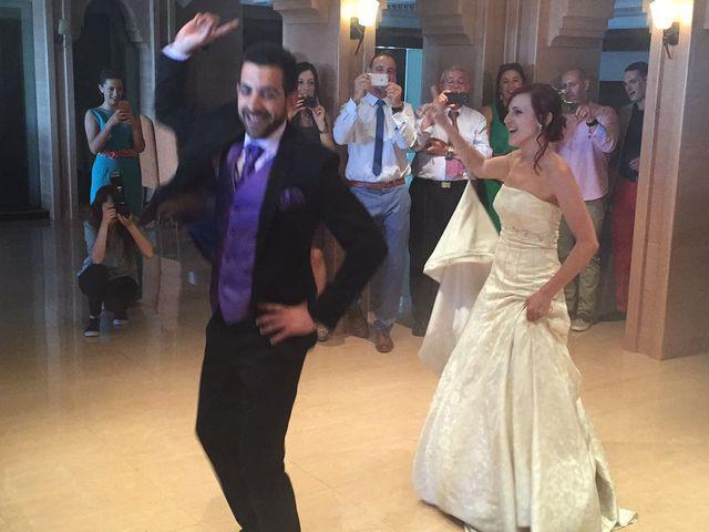La boda de Juanjo y Ana en Granada, Granada 19