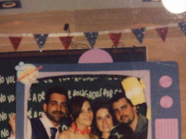 La boda de Juanjo y Ana en Granada, Granada 25