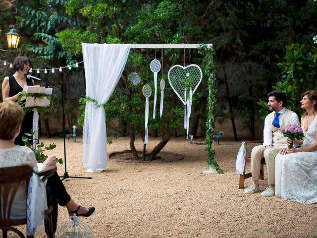 La boda de Gemma y David