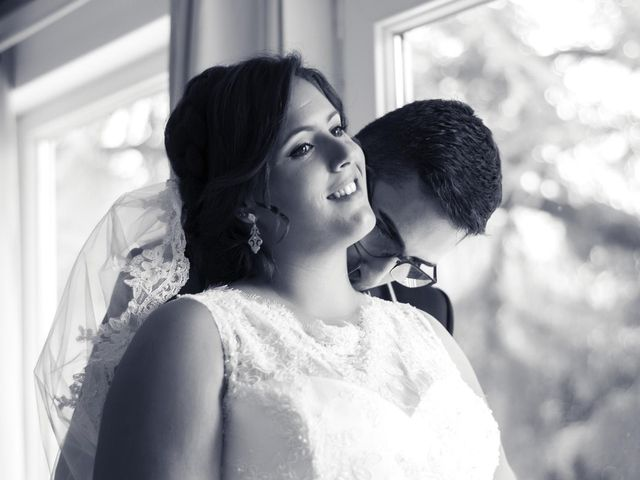 La boda de David y Alexandra en Soto Iruz, Cantabria 1