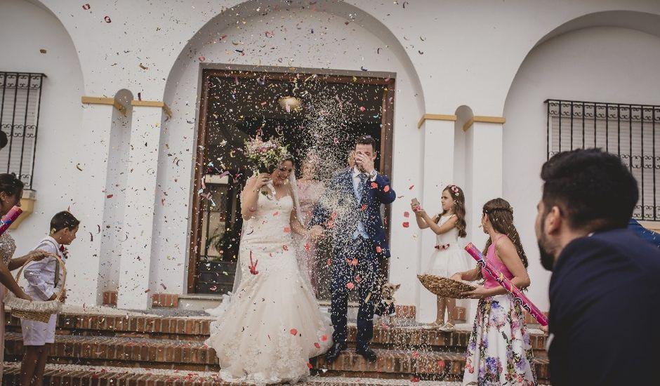 La boda de Alberto y Mirian en Alhaurin El Grande, Málaga
