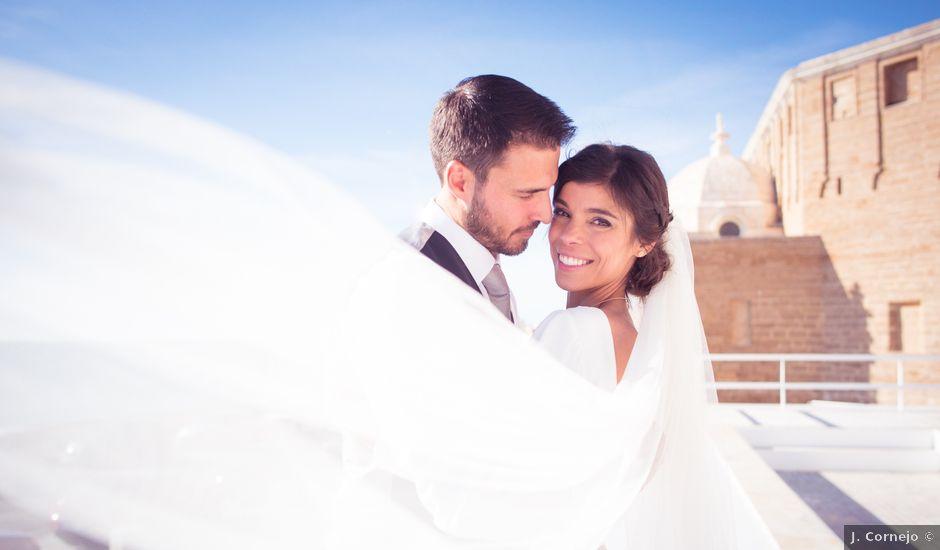 La boda de Pablo y Priscila en El Puerto De Santa Maria, Cádiz