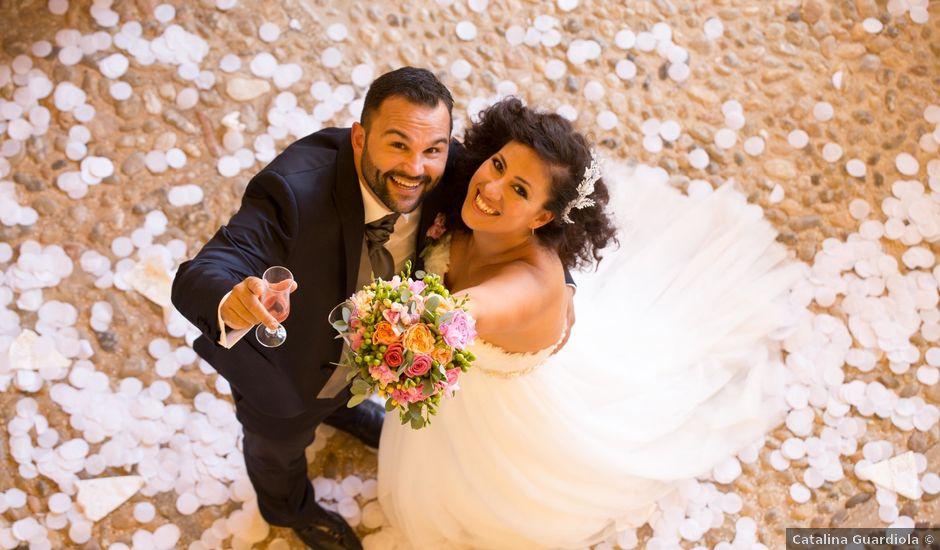 La boda de Victor y Yolanda en Inca, Islas Baleares