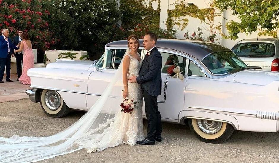 La boda de Pedro  y Lucía  en Villarrobledo, Albacete