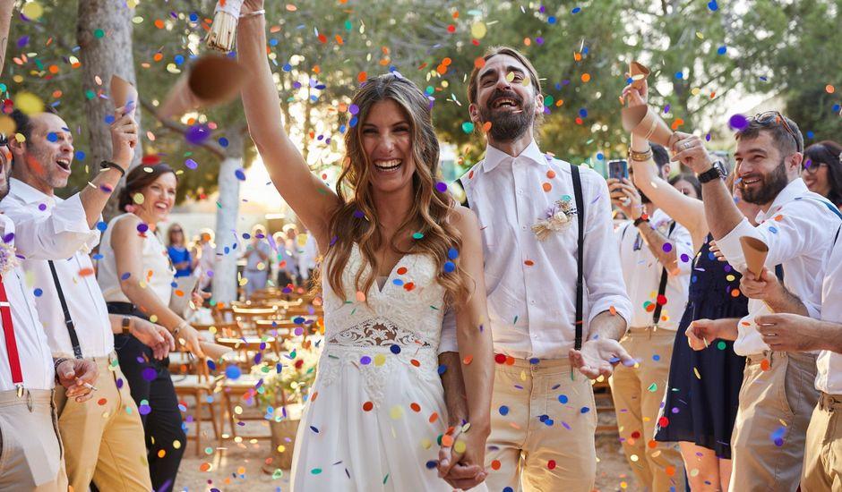 La boda de Alba y Hector en Picassent, Valencia