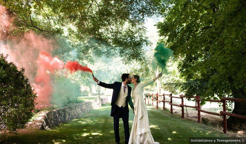La boda de Nicolás y Natalia en Siguenza, Guadalajara