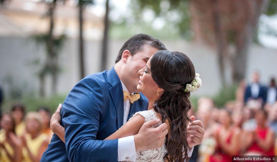 La boda de Salva y Raquel en Beniflá, Valencia