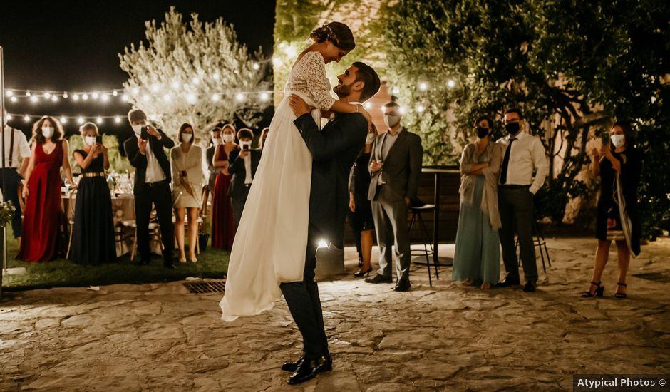 La boda de Ivan y Raquel en Sant Marti De Tous, Barcelona