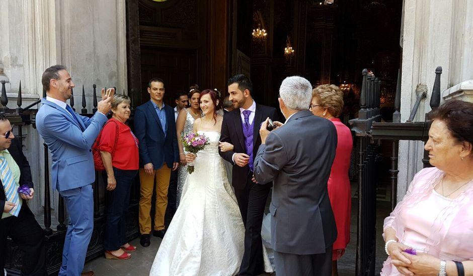 La boda de Juanjo y Ana en Granada, Granada