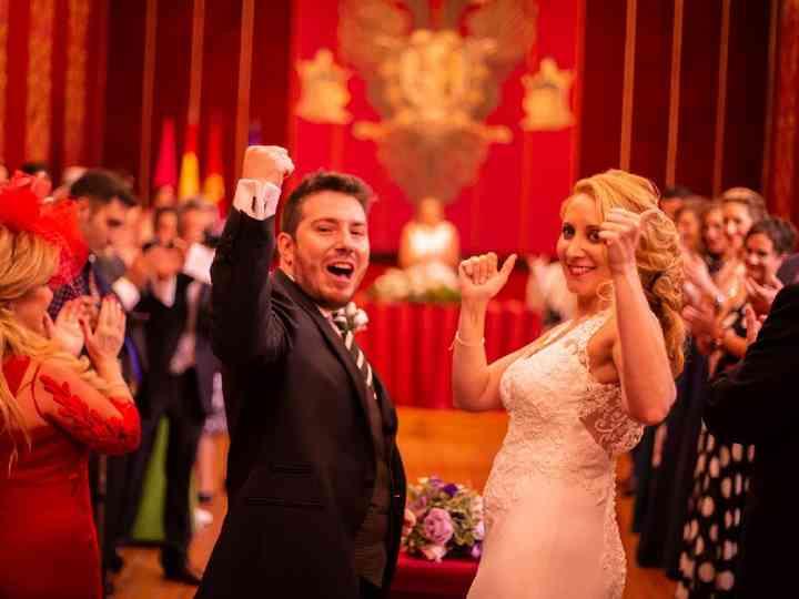 La boda de Tere y David