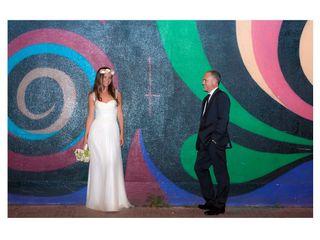 La boda de Maya y Just 1