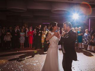 La boda de Clara y David