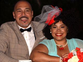 La boda de Miriam y Tony