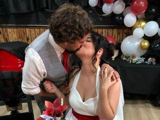 La boda de Ariana  y Ivan