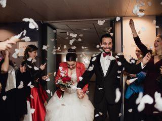 La boda de Almudena y Olmo