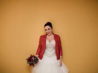 La boda de Almudena y Olmo 3