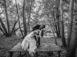 La boda de Jessy y Ezequiel