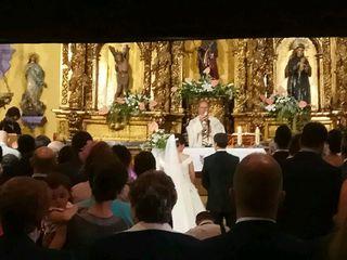 La boda de Raisa  y David  3