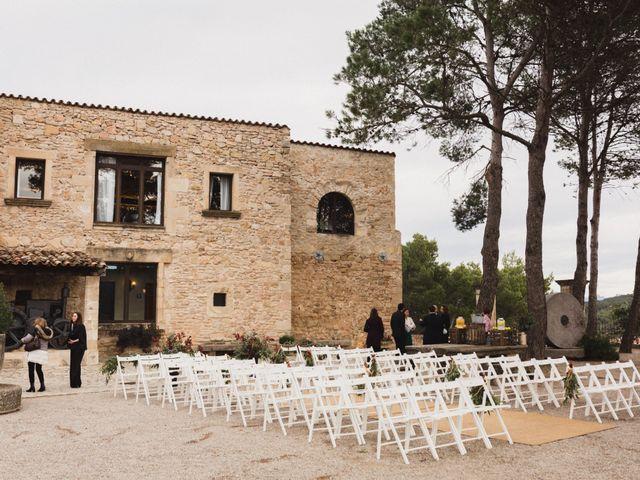 La boda de Víctor y Anna en Sant Marti De Tous, Barcelona 20