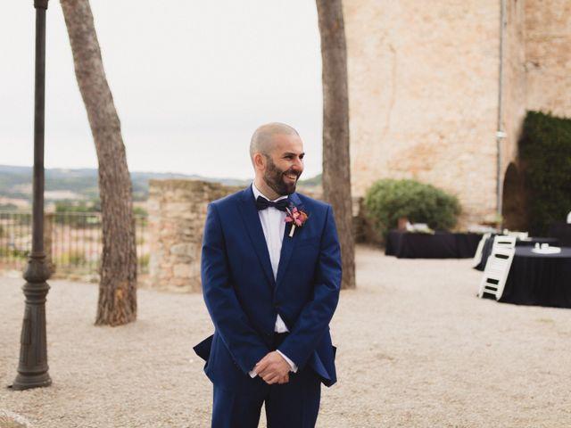 La boda de Víctor y Anna en Sant Marti De Tous, Barcelona 31