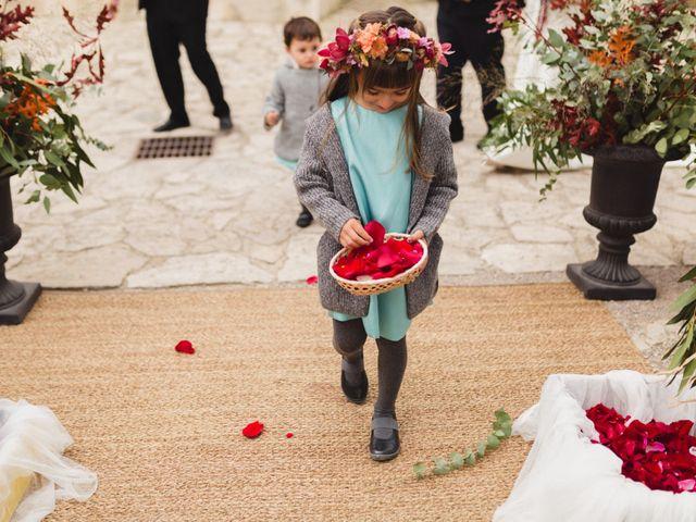 La boda de Víctor y Anna en Sant Marti De Tous, Barcelona 32