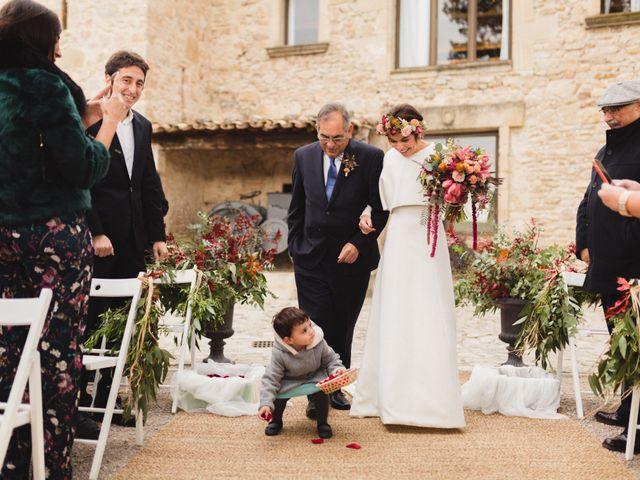 La boda de Víctor y Anna en Sant Marti De Tous, Barcelona 34
