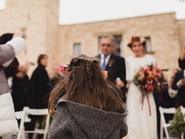 La boda de Víctor y Anna en Sant Marti De Tous, Barcelona 36