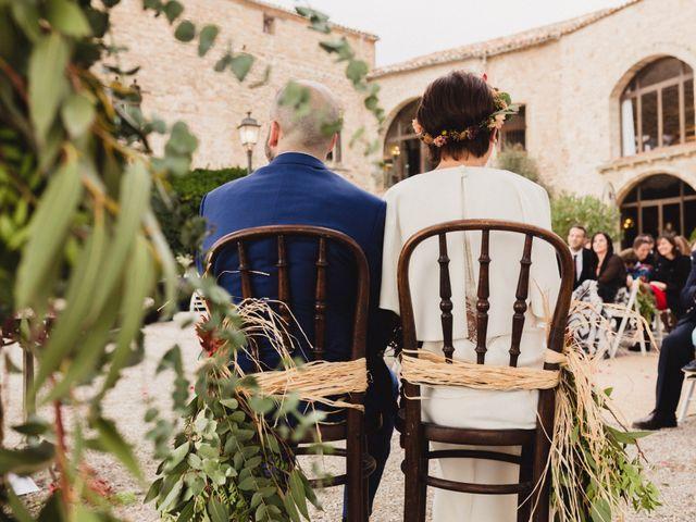 La boda de Víctor y Anna en Sant Marti De Tous, Barcelona 45