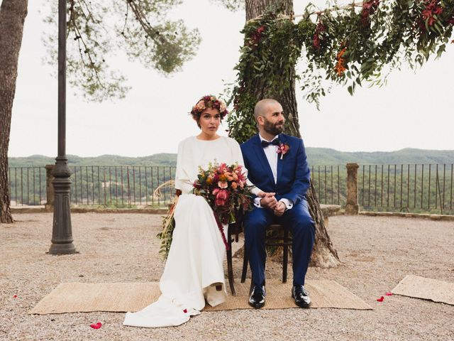 La boda de Víctor y Anna en Sant Marti De Tous, Barcelona 47