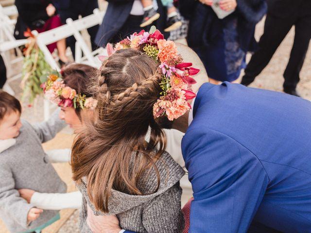 La boda de Víctor y Anna en Sant Marti De Tous, Barcelona 50