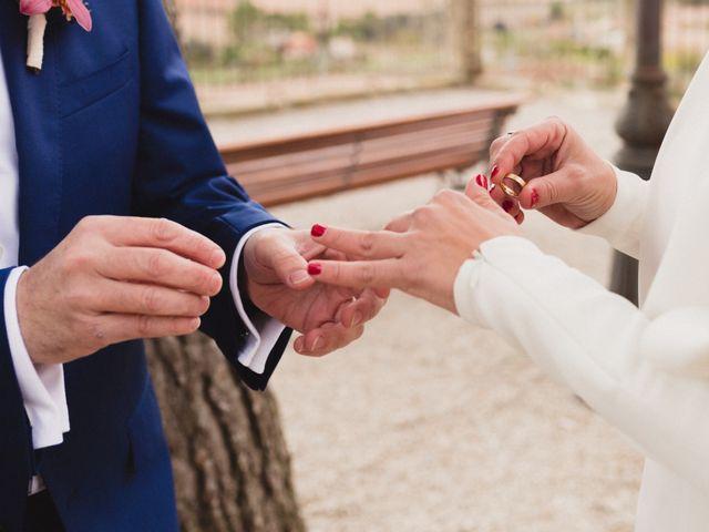 La boda de Víctor y Anna en Sant Marti De Tous, Barcelona 51