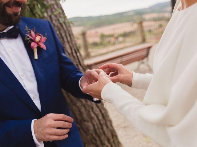 La boda de Víctor y Anna en Sant Marti De Tous, Barcelona 52