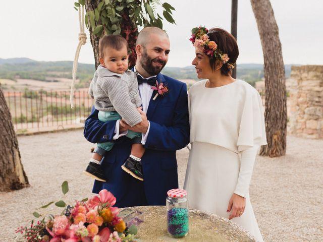 La boda de Víctor y Anna en Sant Marti De Tous, Barcelona 54