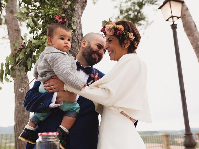 La boda de Víctor y Anna en Sant Marti De Tous, Barcelona 55